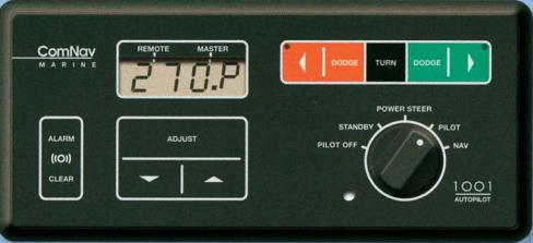 COMNAV 1001 Price W/O PUMPSET w/G2 GNSS Satellite Compass